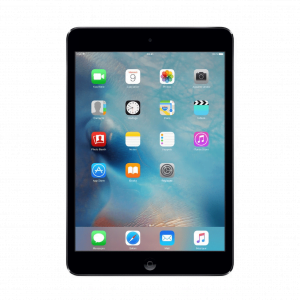 Apple iPad Mini Retina 16GB Wi-Fi & 4G Vodafone Space Grey Good Condition
