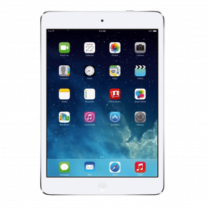 Apple iPad Mini Wi-Fi & 4G Unlocked 16GB White Very Good  Condition