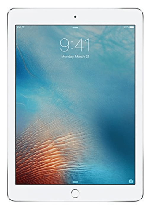 """Apple iPad Pro 9.7"""" 128GB Wi-Fi & 4G Unlocked Rose Gold Excellent Condition"""