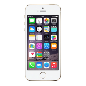 Apple iPhone 5S 16GB Gold O2 Very Good Condition