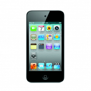 Apple iPod touch 4th Generation 8GB Black Good Condition