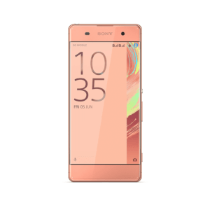 used xperia xa rose gold unlocked excellent condition