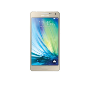 used Galaxy A3 gold