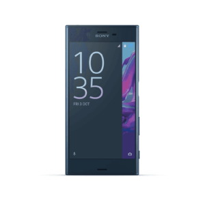 second hand xperia xz blue ee good